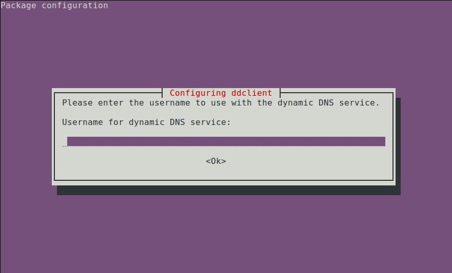 Dynamic DNS in Zentyal - Zentyal Linux Small Business Server