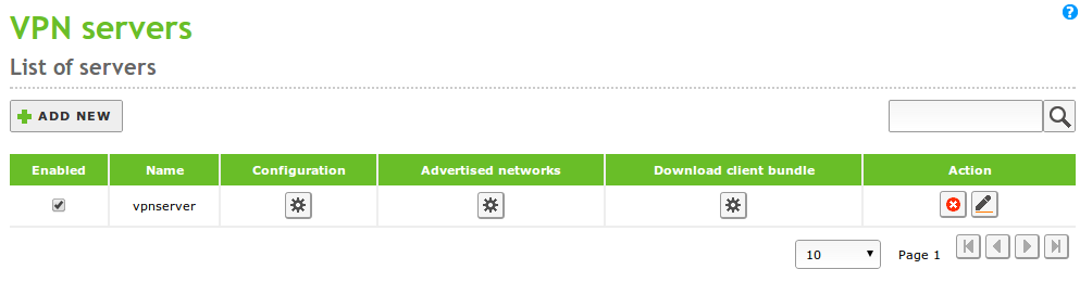 Vpn client server 2012