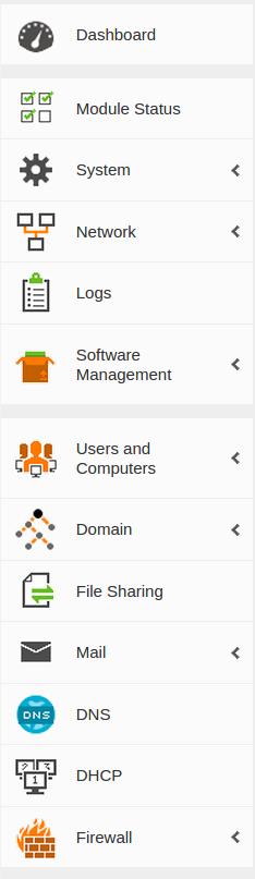 En/4 0/First steps with Zentyal - Zentyal Linux Small Business Server