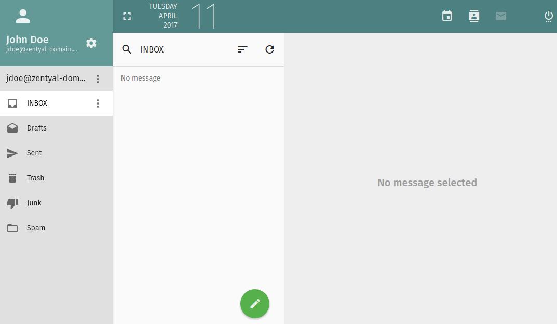 En/5 0/Electronic Mail Service (SMTP POP3-IMAP4) - Zentyal