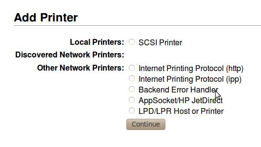 En/4 0/Printers sharing service - Zentyal Linux Small