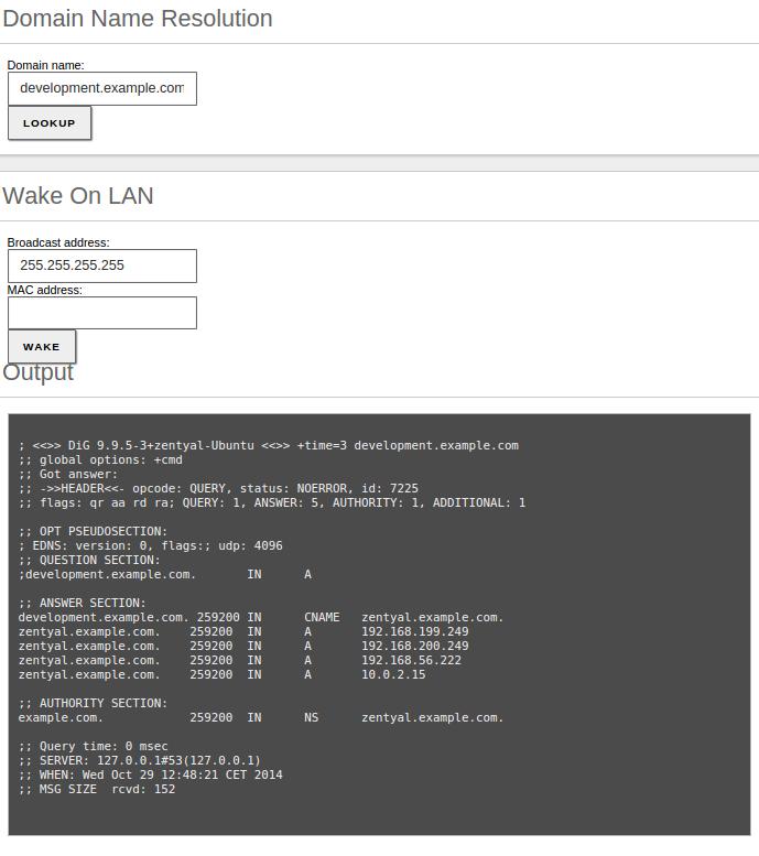En/4 0/Domain Name System (DNS) - Zentyal Linux Small