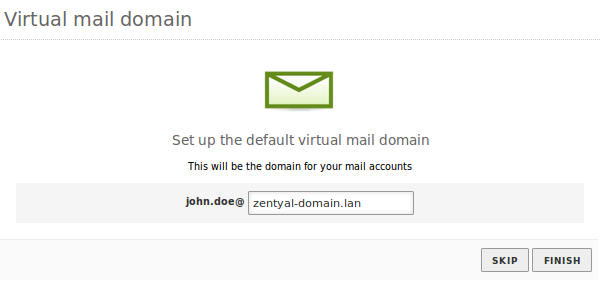 Mail Domain