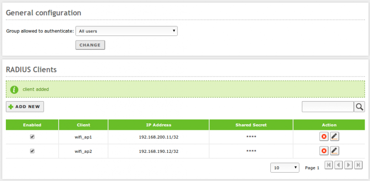 En/3 5/Network authentication service (RADIUS) - Zentyal Linux Small